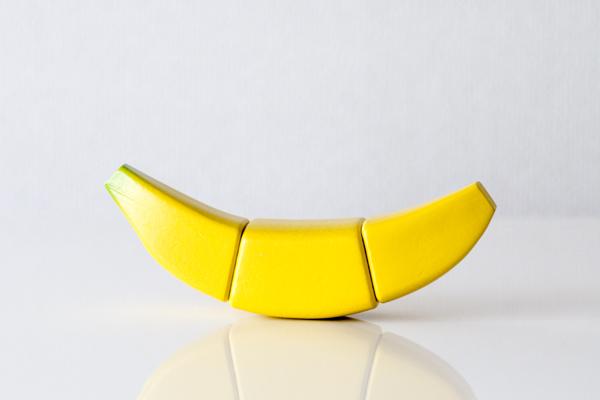 おままごと食材バナナ