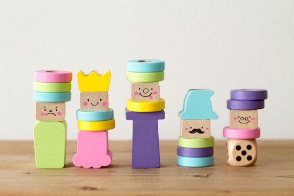 リング10人形さん遊び