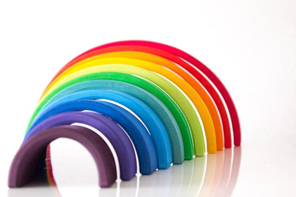 虹色トンネル大でトンネル拡大