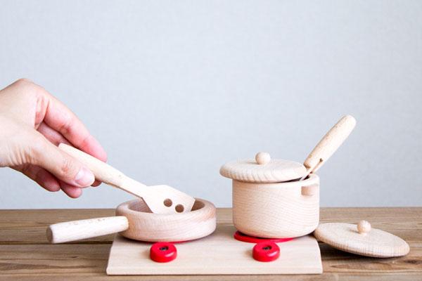 ミニ調理用具セット拡大