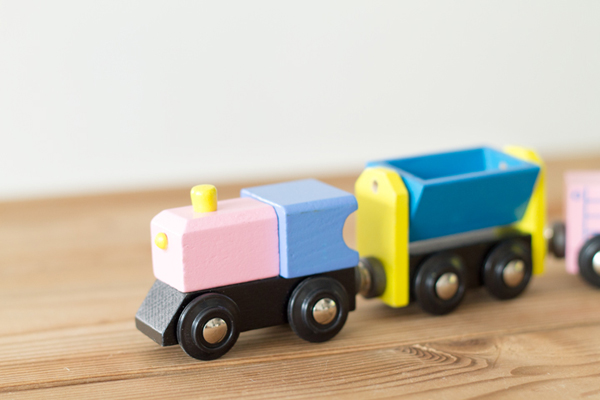 貨物列車先頭車両