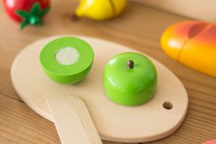 食材青リンゴ