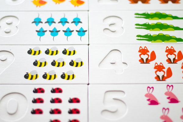 数字カード全種類