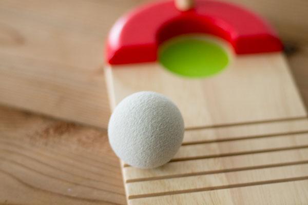 柔らかいゴルフボール
