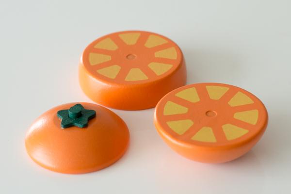 おままごと食材オレンジ