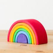 虹色トンネル小